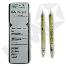 HP prøverør H2O, 5-160 mg/m3