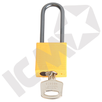 Lockout lås metal/nylon 50mm