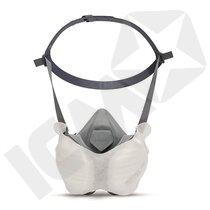 Compact Mask Spray Guard