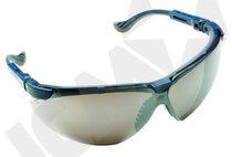 XC brille, PC sølv refleks (Førpris 110,-)