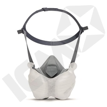 Compact Mask Spray Guard