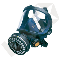 SR 200 helmaske, silikone, glasrude