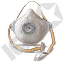 3405 FFP3D maske m/ventil