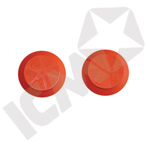 Dæksel t/bevaring af filtre, 2 stk
