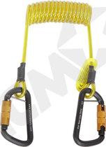 3M Elastisk Tool Lanyard med to Karabinhager