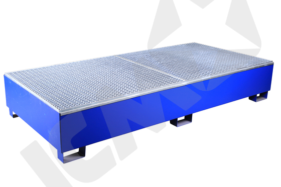 Sump pallets Type SW4e painted, with grating, long model