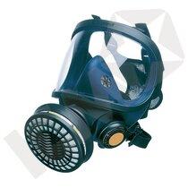 Sundstrøm SR 200 helmaske, silikone, glasrude