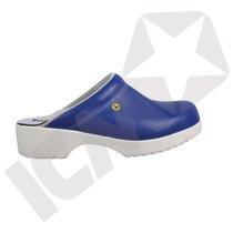 BlueStar EasyStep 50 tøffel blå