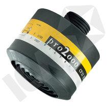 Scott E2-P3 kombifilter 40mm