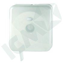BlueStar Dispenser til Jumbo Toiletruller, Maxi, Hvid