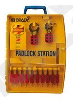 Brady Bærbar Station til Lockout/Tagout Låse