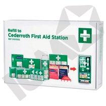 Cederroth Refill til Førstehjælpsstation
