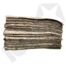 Absorberingsmåtte 41 x 46 cm, 100 Fliser