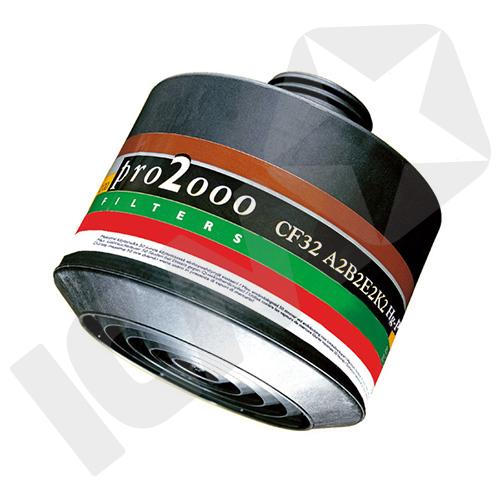 Scott A2B2E2K2-HG-P3 kombifilter 40mm