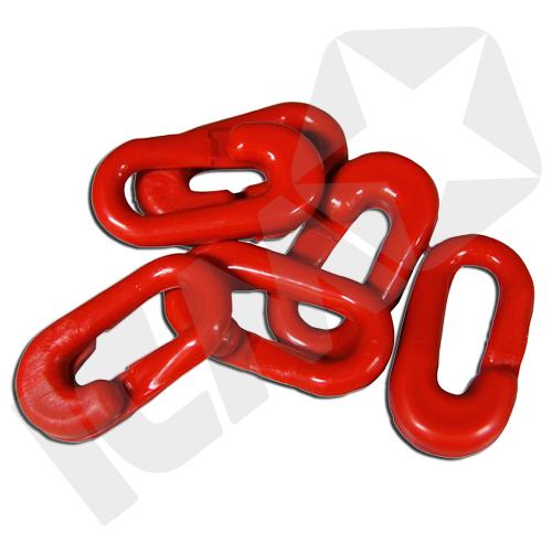 Samleled t/kæde, rød