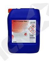 Des Foam PAA surt skum-desinfektion, 10 kg