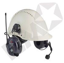 3M LiteCom Plus PMR 446 hjelmørekop