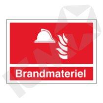 H429PA4 Brandmateriel  A4