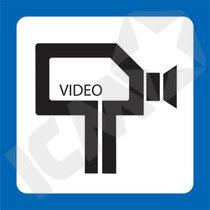131116VHH Video kamera  100x100mm
