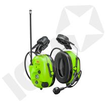 3M Peltor WS LiteCom Pro III hjelmørekop