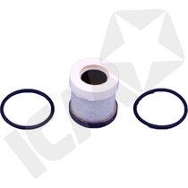 3M Kulfilter m/O-ringe t/V-500E