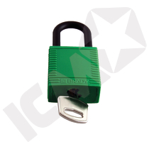 Brady Lockout Lås Nylon 28 mm