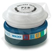 Moldex  7000/9000 kombifilter A1B1E1K1P3, 2 stk