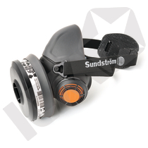 Sundstrøm SR 900 Halvmaske, TPE-PP, S