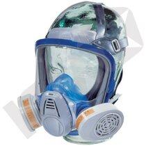 MSA Advantage 3221 Helmaske til 2 Filtre
