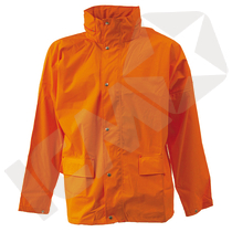 Elka Regnjakke DryZone Orange