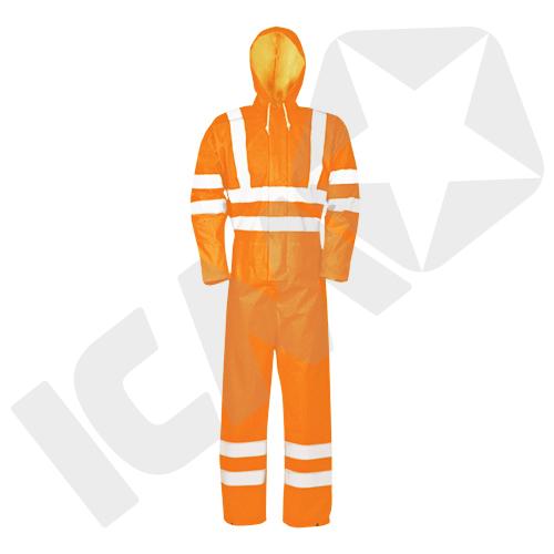 Sioen Heldragt Flexothane Orange
