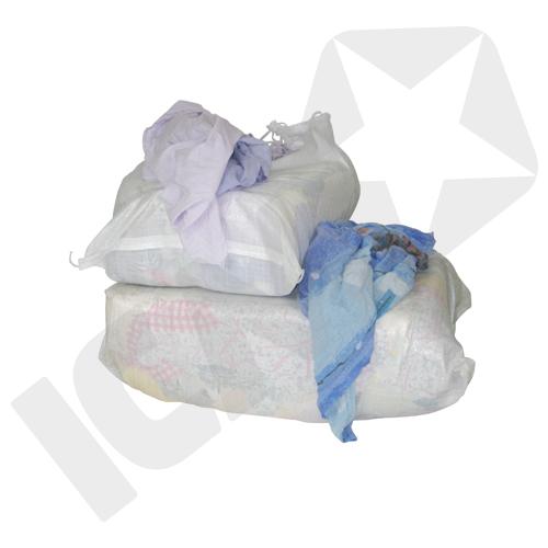 BlueStar Kulørte Bomuldsklude 1 kg