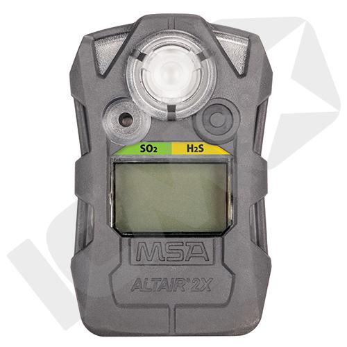 MSA ALTAIR 2X NO2 2 ppm/5 ppm m/vibrator