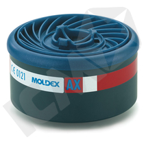 Moldex  7000/9000 kulfilter AX, 2 stk