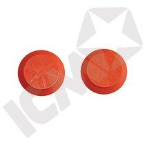 Scott Dæksel t/bevaring af filtre, 2 stk