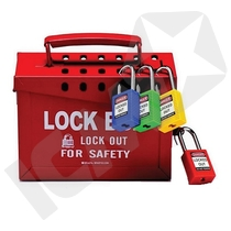 Brady Group Lockout Box