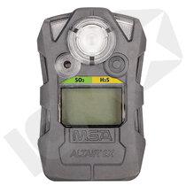 MSA Altair 2XT CO/H2S 25/100 PPM & 5/10 PPM med Vibrator