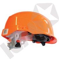 Centurion Spectrum Hjelm med Håndhjul ABS Hi-Viz (uden Ventilation)