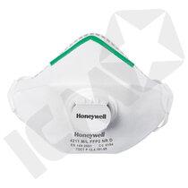 Honeywell 4211 Flat FFP2D Maske med Ventil 10 stk