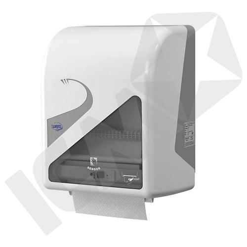 Santino by Wepa Prestige Sensor Dispenser Hvid/Grå