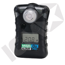 MSA Altair Pro O2 19.5/18% med Vibrator