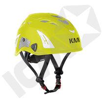 KASK Plasma AQ Hjelm med Ventilation & Håndhjul Hi-Viz